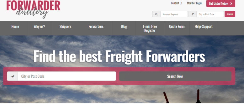 Freight Forwarder Directory