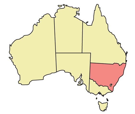 New South Wales, Australia. Discovering Cargo Terminal. Freight Forwarder Directory
