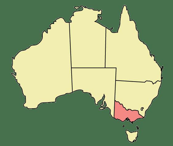 Victoria, Australia. Cargo Freight Terminal